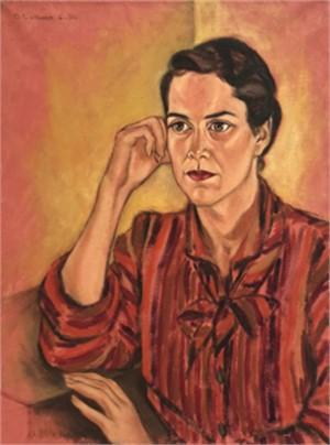 Portrait, 1956
