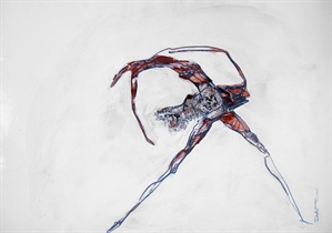 Ballerina I, 1990s