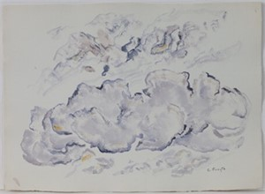 Puffy Clouds, c. 1960
