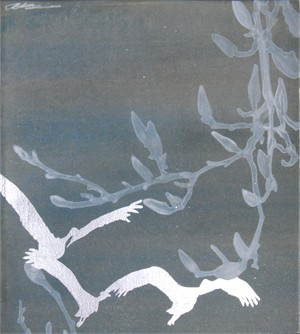 First Frost - SOLD, 2016