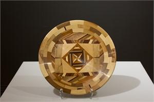 Scraps Platter by Steve Howland