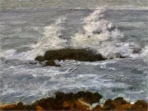 Bass Rocks Storm, 2019
