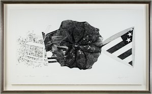 Black Triangle, signed 2nd State (72/78), 1978