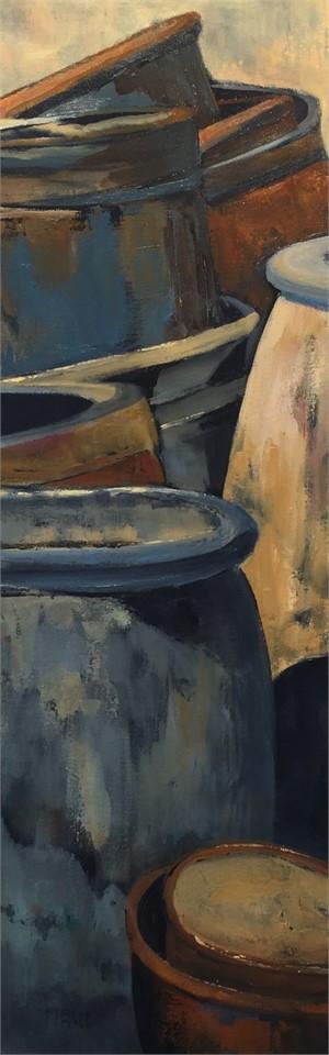 Clay Pot Series II, 2018