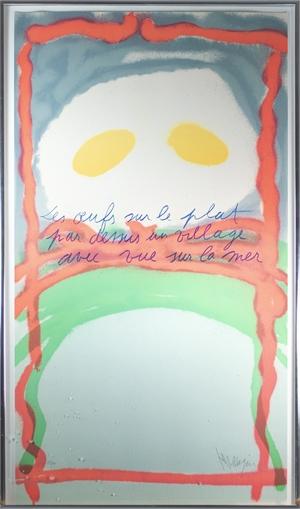 Les Oeufs sur le plat par...Ed: 28/90, 1977