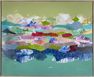 Whimsical Sea Grass, 2020
