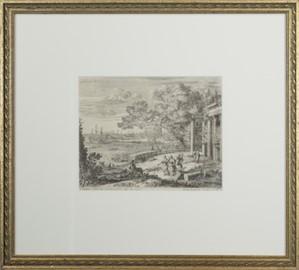Harbour Scene, 1668