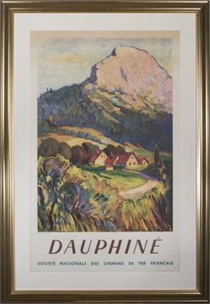 Dauphine (Societe Nationale des Chemins de Fer Francais), 1946