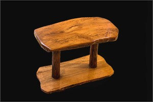 Maple Double Layer Table