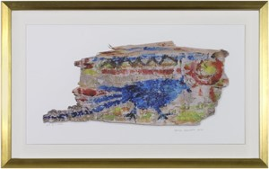 Up North Birch Bark Series: Bird Bark Blanket AP I/XXV, 2003
