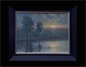 Swamp at Nightfall