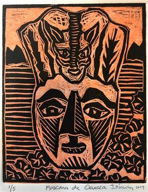 Mascara de Oaxaca, 2019
