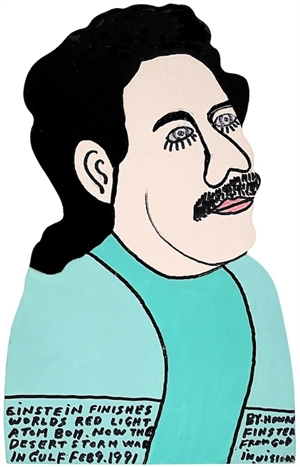 Albert Einstein, 1991