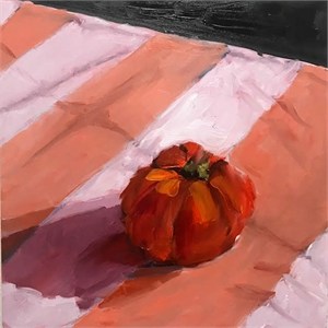 Tomato and Stripes, 2018