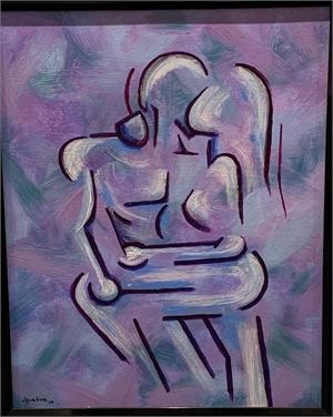 Purple Embrace, 2010