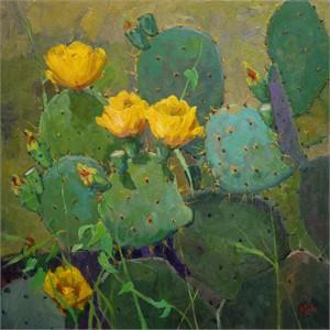 Cactus Arrangement, 2018