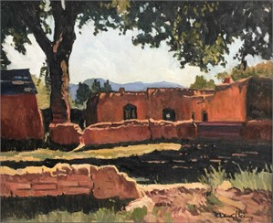 Old Compound - Robert Daughters