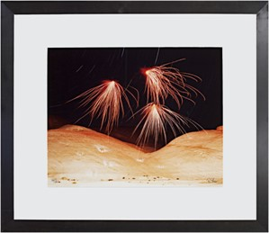 Spirits Dodging Fireworks at Lake Powell (26/250), 2003