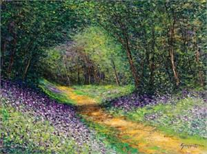 Secret Garden Path, 2015