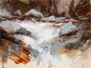 Rapids at Yosemite