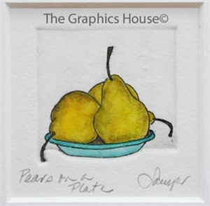 Pears on a Plate_UF