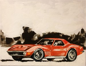 Sting Ray Corvette