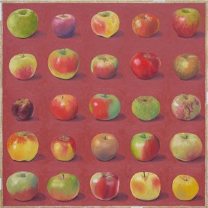 Apples A to Z, 2017
