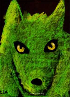 YOUNG GREEN WOLF II
