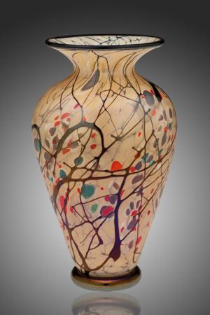 Autumn Tall Vase