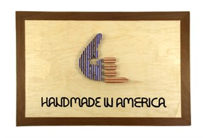 """Handmade in America"" by James Keating"