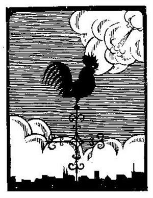 Flor de Pascua - The Weathercock, 1921