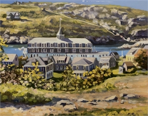 Island Inn on Monhegan
