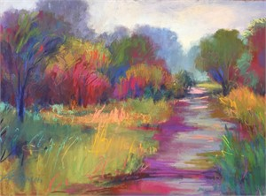 Invitational Path by Linda Richichi
