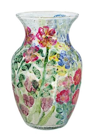 Vase-Summer Flowers I, 2004