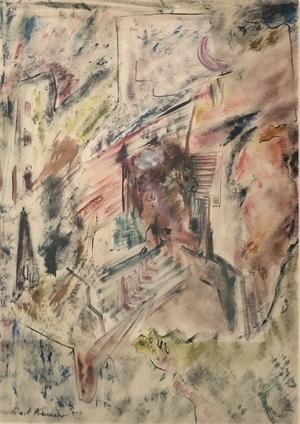 Composition D #8, 1937