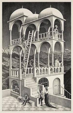Belvedere, 1958