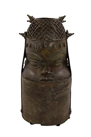 Benin Queen's Head Nigeria, c.1900