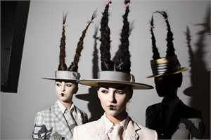 Thom Browne (Hats and Hair) (1/10)