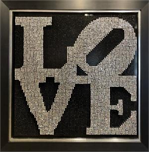 "Screw Art ""LOVE"", 2019"