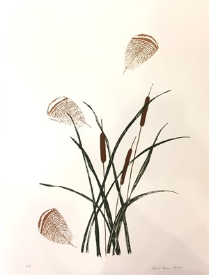 Cattails & Feathers