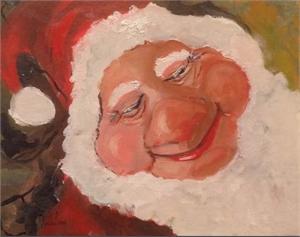 Happy Santa I