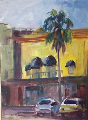 Main Street Parking by Linda Richichi