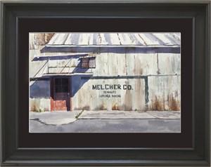 Melcher Co., Port Lavaca, 2019
