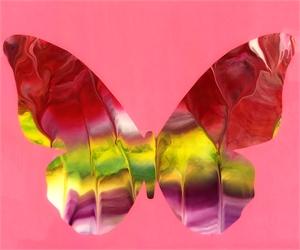 Butterfly #3, 2019
