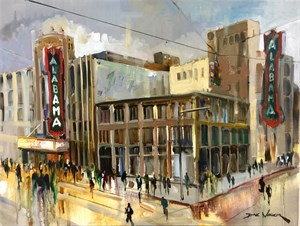 The Alabama Theatre - Early Years