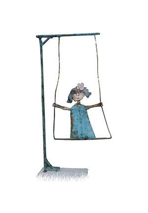 Girl On A Swing, 2004