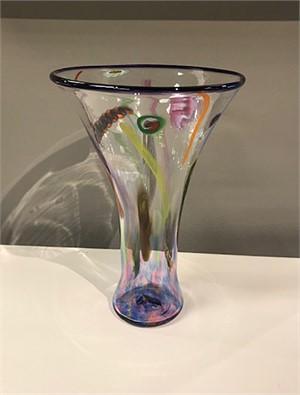 Circus Flared Vase
