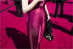 Waiting Out Front (on the Oscars Red Carpet) (1/10), 2018