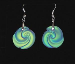 Radiant Vortex Earrings