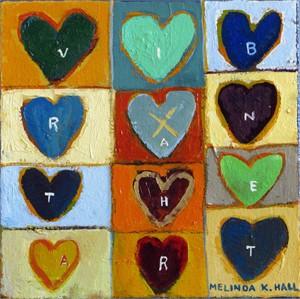 Vibrant Heart, 2018